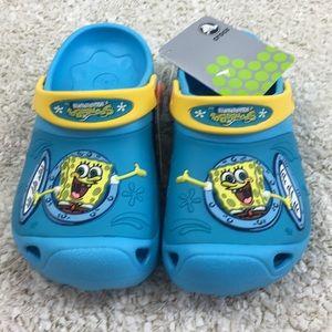 186eb065f040 CROCS Shoes - Kids Sponge Bob New Retro Crocs J1 with Tags NWT